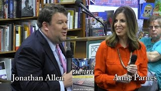 "Video Jonathan Allen & Amie Parnes, ""Shattered"" download MP3, 3GP, MP4, WEBM, AVI, FLV Oktober 2017"