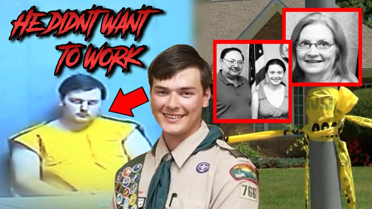 20YR OLD KILLS ENTIRE FAMILY AFTER DAD SAID GET A JOB OR MOVE OUT (ALEXANDER JACKSON)
