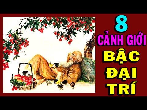 8 CẢNH GIỚI CỦA BẬC ĐẠI TRÍ - Thiền Đạo