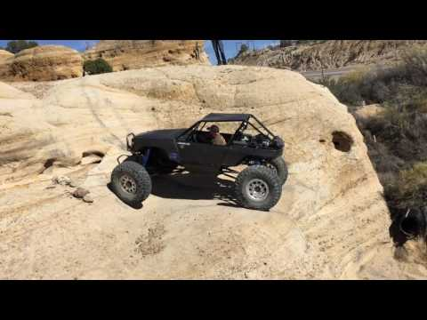 Rock crawling in Farmington NM