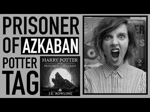 Harry Potter Tag for Prisoner of Azkaban