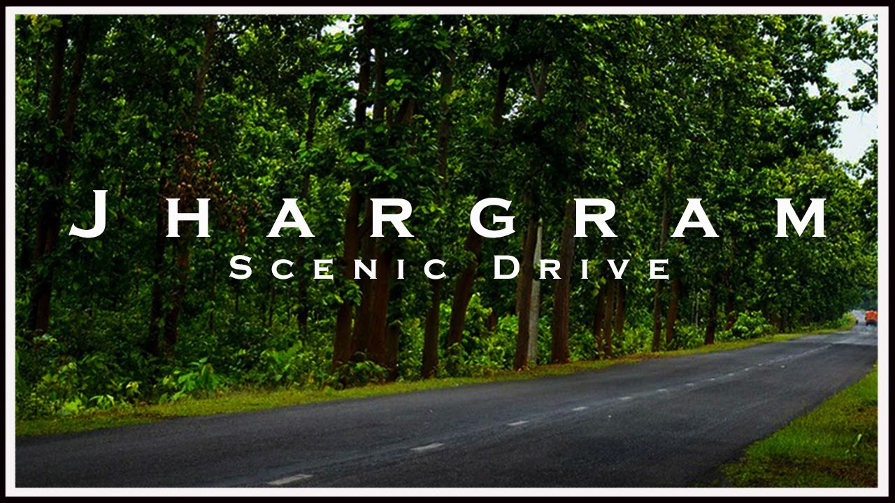 Forest Scenic Drive - Jhargram, Jangalmahal, West Bengal