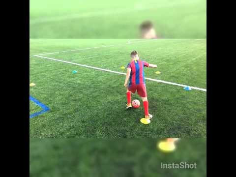 Artur 8  two weeks with Coerver app