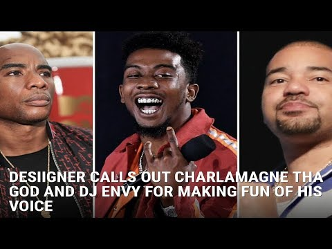 Here's Why Desiigner Wants To Put Hands On Charlamagne & Dj Envy (M.Reck Live Reloaded On Born Day) thumbnail