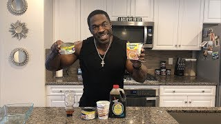Chicken Ramen Stir Fry (ASMR) |  Cooking w/ Kali Muscle