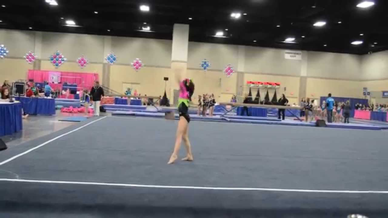 meet authority gymnastics tn state