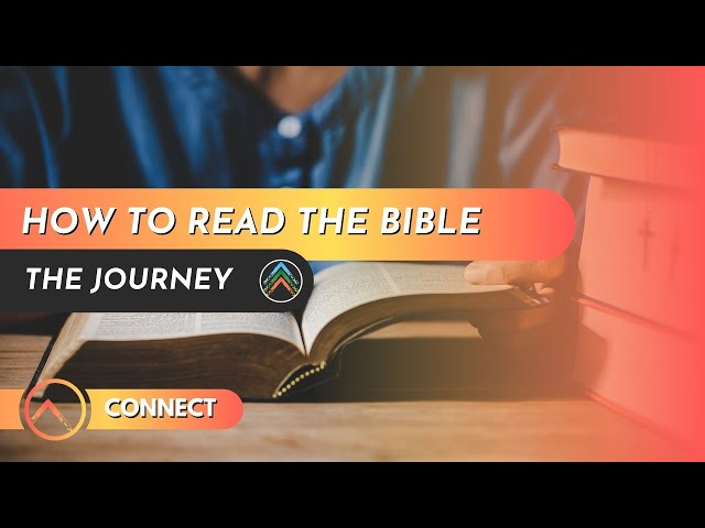 Connect - How to Read the Bible
