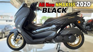 All New Yamaha NMAX 2020 Black