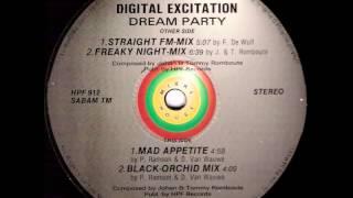 Digital Excitation - Dream Party (Straight FM-Mix)