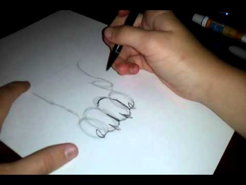 How To Draw A Lion Paw: Part 1