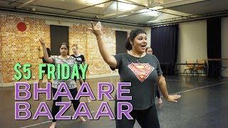 Bhaare Bazaar (Namaste England) - Dance Masala - Easy & Fun Dance Choreography 2018