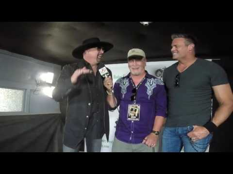 Montgomery Gentry Hodag Country Fest interview July 9 2016