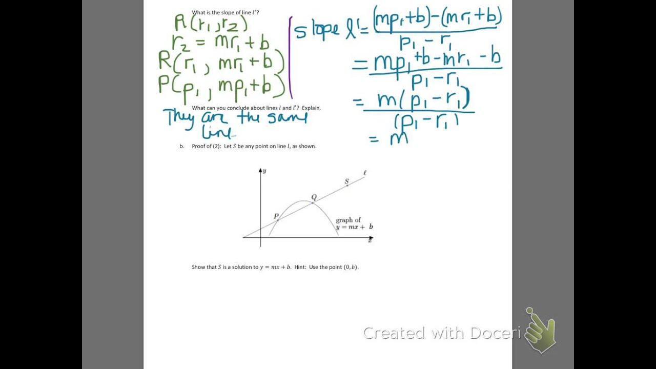 Eureka Math Grade 8 Module 4 Lesson 15 Answer Key