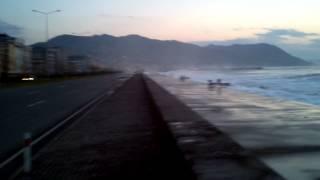 Çayeli sahil yolu 2     24.03.2013