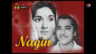 Yaad Rakhna Pyar  | Nagin 1954 | Asha Bhosle, Hemat Kumar