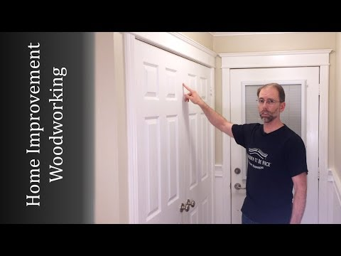Fix Sticking Closet Doors