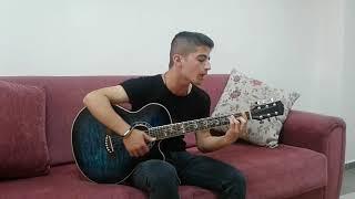 Eli türkoğlu feat . Tuğçe kandemir - Bu benim öyküm (Mehmet Demez ) Akustik Gitar Cover