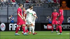 FC Augsburg : FC Liverpool |LIVESTREAM| Europa League 18.02.2016 Lets Play FIFA 16 [HD|Deutsch]