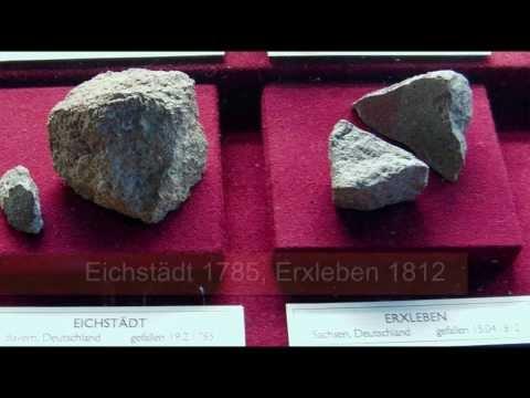 Meteorite Naturhistor. Museum, Wien