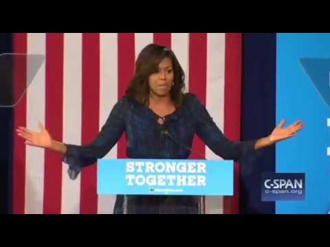 Michelle Obama Campaigns For Hillary Clinton in Pittsburgh FULL Speech 9/28/16