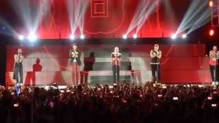 I'll Never Break Your Heart / We've Got it Going On -Backstreet Boys in a World Like This Live in HK