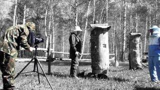 1 DVD — Современное бортевое и колодное пчеловодство (1 час 04 минуты)