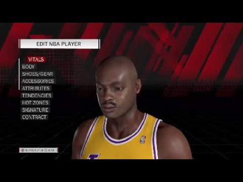 4a48b460d7b7 NBA 2K18 (Nick Van Exel) (97-98) - YouTube