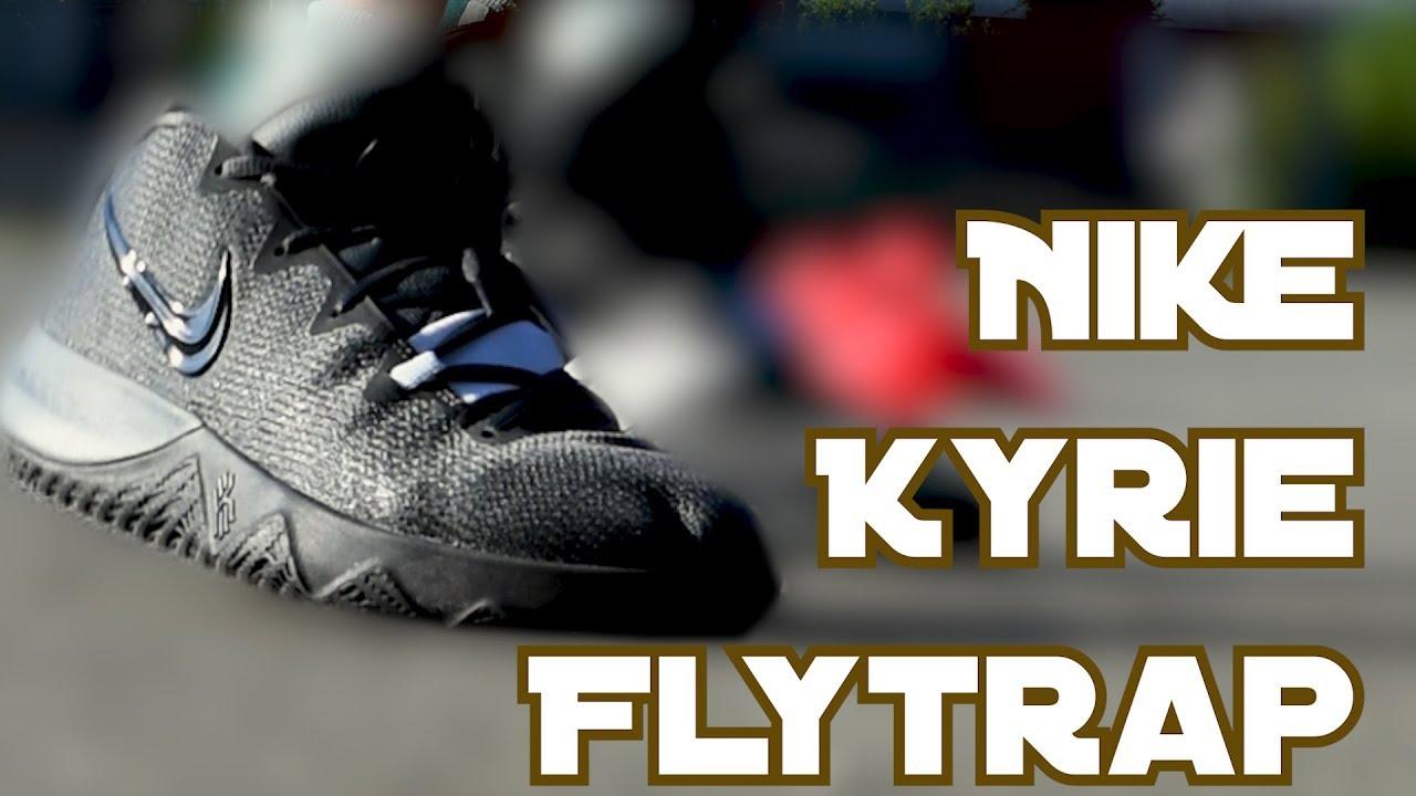 separation shoes d2658 cf832 Nike Kyrie Flytrap Performance Review - Ein guter Basketballschuh