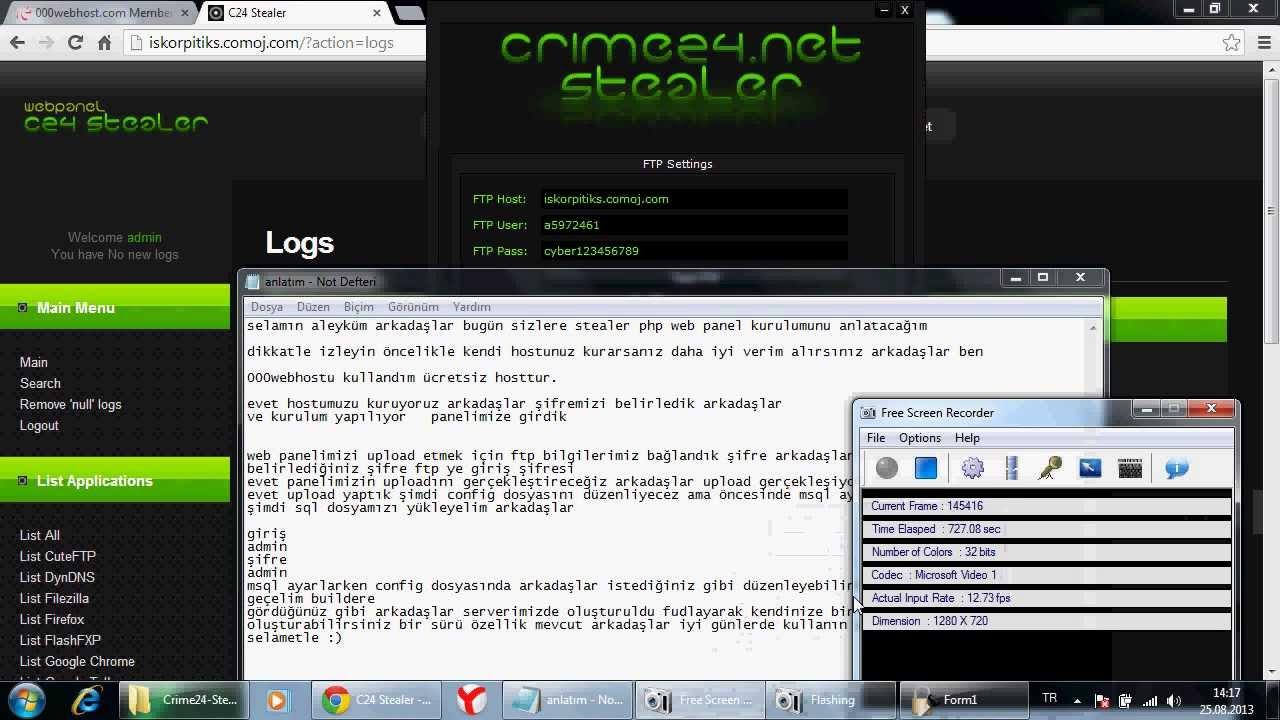 crime24 stealer