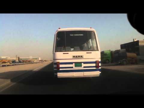 Qatar driving test