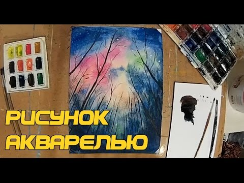 Как быстро научится рисовать Снежную королеву How to quickly learn how to draw Snow Queen for kid