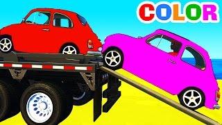 FUNNY CARS Transport-und Comic mit Superhelden für Kinder und Babys!