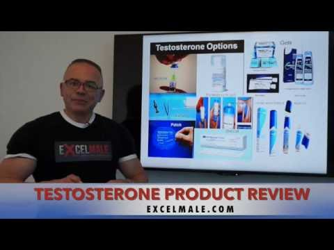 Testosterone Replacement Treatment Options | Excel Male