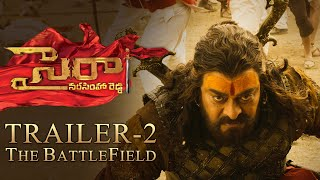 Sye Raa Trailer 2 (Telugu) - The Battlefield | Chiranjeevi, Ram Charan | Surender Reddy | Oct 2nd