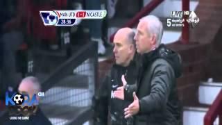 أهداف مانشستر يونايتد 4-3 نيوكاسل [26_12_2012] فهد العتيبي [HD]