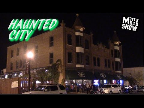 HAUNTED CITY - HALLOWEEN CAPITAL OF THE WORLD - ANOKA - Matt's Rad Show
