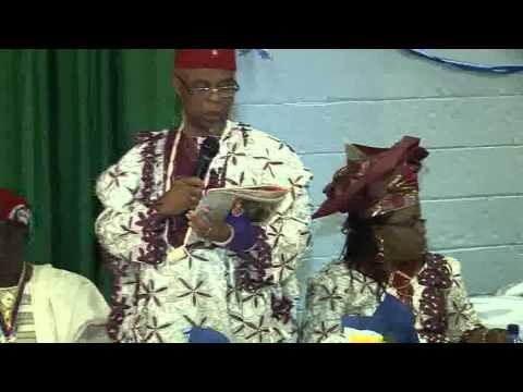 PEOPLE'S CLUB OF NIGERIA INTERNATIONAL UK BRANCH 5TH INDUCTION CEREMONY IN LONDON 2014