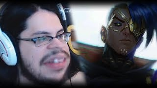 One of Imaqtpie's most recent videos:
