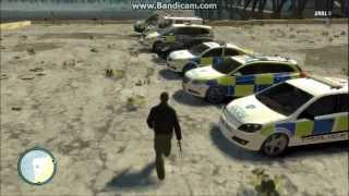Thames Valley Police Pack (REL/GTAIV)