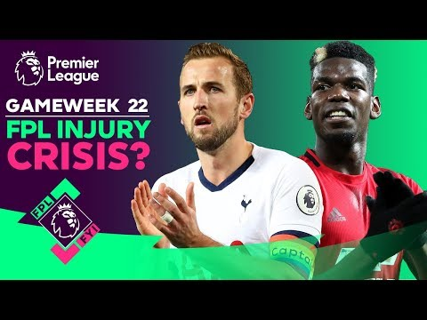 Fantasy Premier League Injury Crisis? 😱 | James Eats Ghost Chilli Pepper 🥵 | FPL FYI GW22