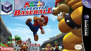 Longplay of Mario Superstar Baseball