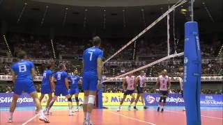 USA vs. Italy FIVB World League, Intercontinental