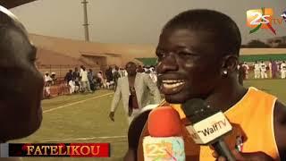 QUAND ZOSS FAISAIT SON SHOW AU STADE