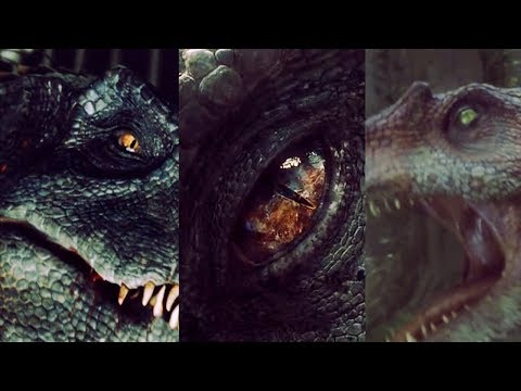 Jurassic World/Park - Animal I Have Become