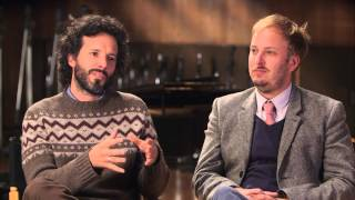 Muppets Most Wanted: Songwriter Bret McKenzie & Director James Bobin On Set Movie Interview