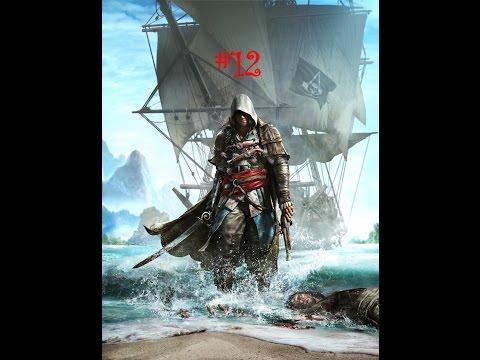 Assassin's Creed Black Flag Let's Play #12 Le Pardon Royal [FR]