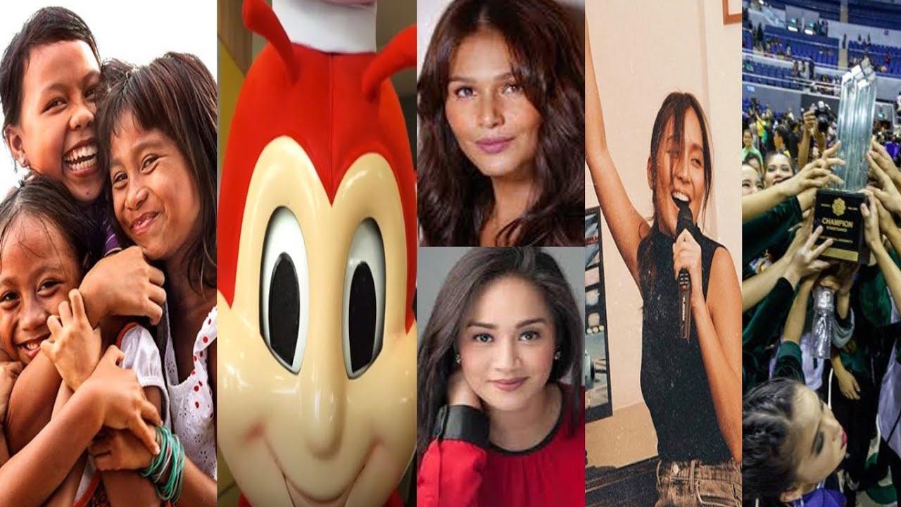 Download Jollibee, Iza Calzado, Kathryn Bernardo, and more!   Good News Pilipinas! TV Week In Review