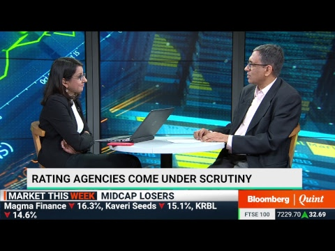 Should Rating Agencies Be Pulled Up For Lapses? #BQ