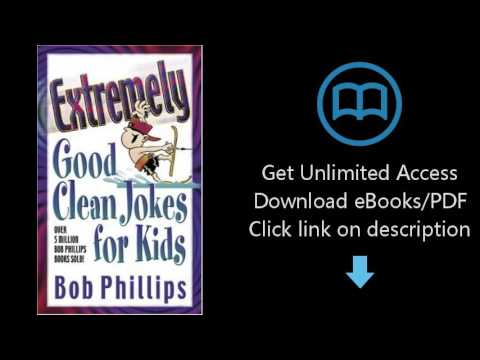 Download Extremely Good Clean Jokes for Kids [P.D.F]