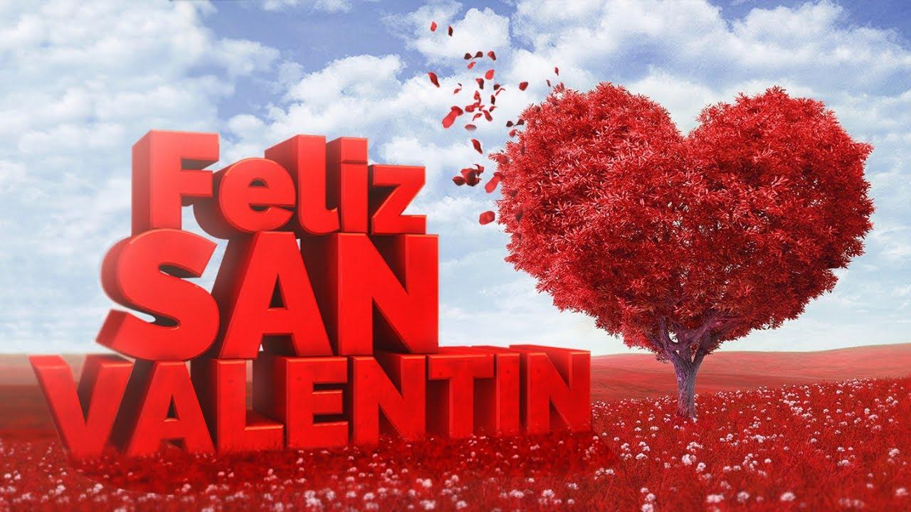 Feliz San Valentín 2019 Canciones Románticas Para San